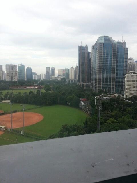 jekarta, softball field