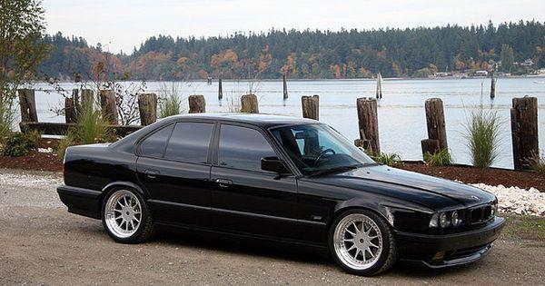 Bmw Automobile Bmw E34 Bmw E34 Bmw Bmw E38