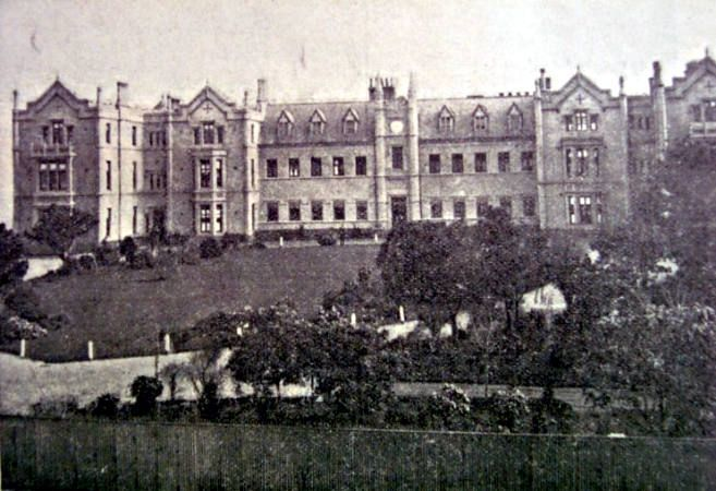 Melbourne Benevolent Asylum, North Melbourne, 1900.