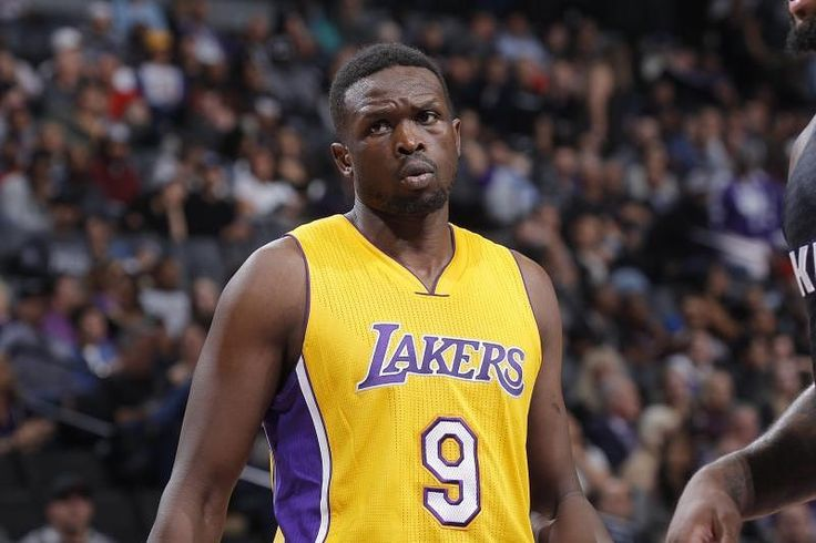 Luol Deng and the Lakers are working together to negotiate a possible buyout or trade per Woj. #Sixers#Bulls#Bucks #Hawks#Celtics#Cavaliers #Nets#Mavericks #Hornets#Nuggets#Pistons #Warriors#Rockets#Pacers #Lakers#Timberwolves #Magic#Pelicans#Knicks #Clippers #Grizzlies#Heat #Thunder#TrailBlazers#Spurs #Suns#Kings#Jazz#Raptors #Wizards