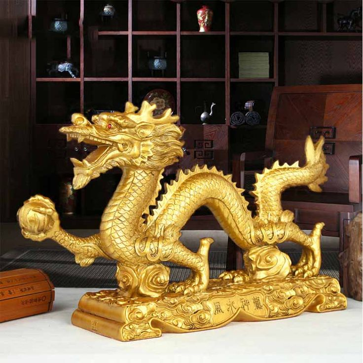 Family feng shui ornaments pure copper lucky town house home crafts decorations gold dragon ornaments. Yesterday's price: US $48.00 (39.28 EUR). Today's price: US $28.80 (23.77 EUR). Discount: 40%.