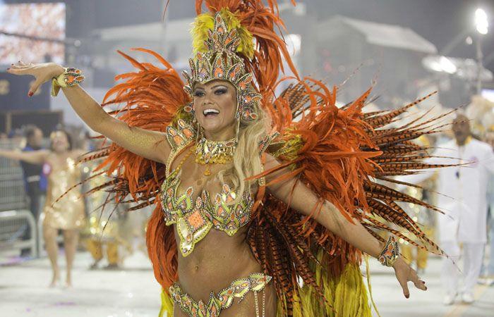 Ellen Roche - Mondo Brasile