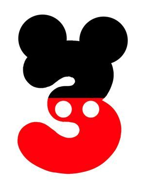 3 mickey mouse - Pesquisa Google