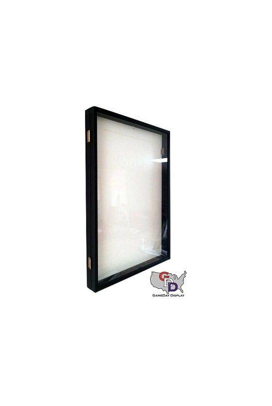 JERSEY pantalla caso marco caja de sombra fútbol por DisplayToday