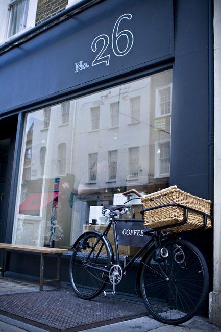 #branding #bicycle #signboard