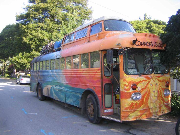 Edmonton Man Builds Triple Decker Bus Vwvortex