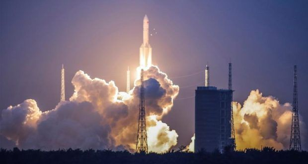 Launch of China's Long March-5 Y2 carrier rocket fails - Info