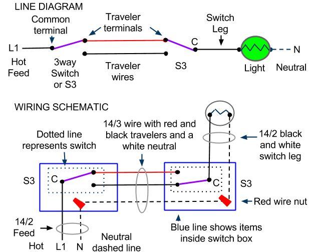 Attractive Switch Leg Image - Electrical Chart Ideas - goruren.info