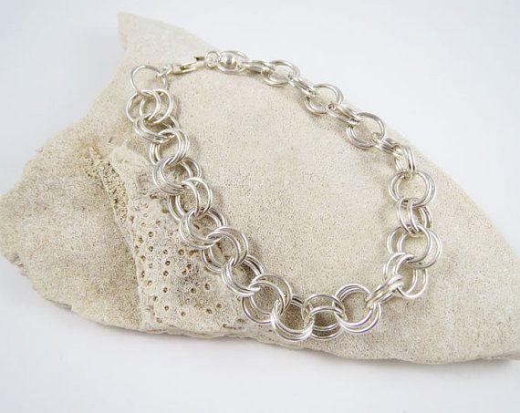 Simple But Elegant  .925 Sterling Silver by LittleSomethingsAnn