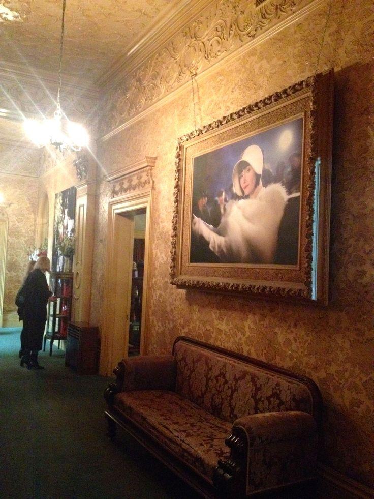 Miss Fisher's Murder Mysteries exhibition, Rippon Lea Estate, VIC {Australia}