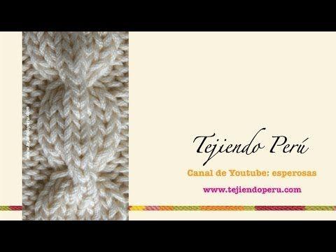 Galeria de puntos 4: Trenzas, ochos, cuerdas - Tejiendo Perú