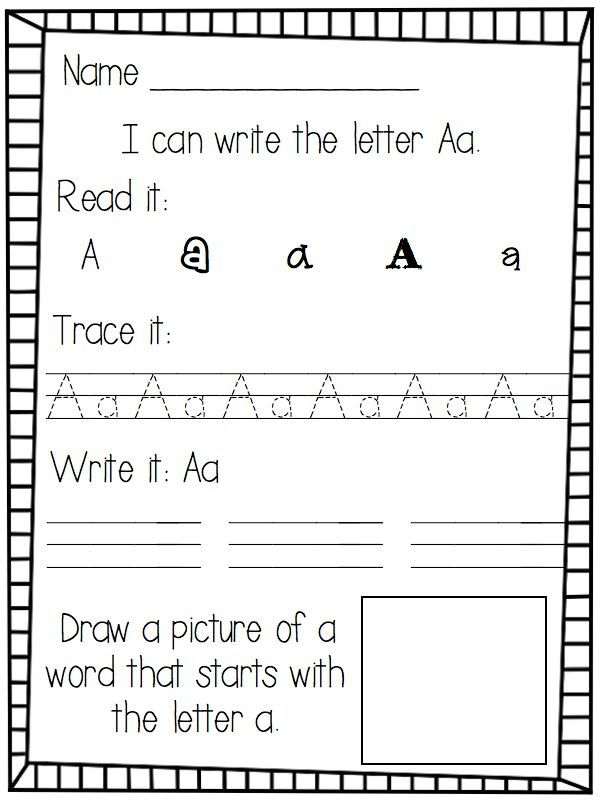 Read, write and draw. Help students master multiple skills with one activity!