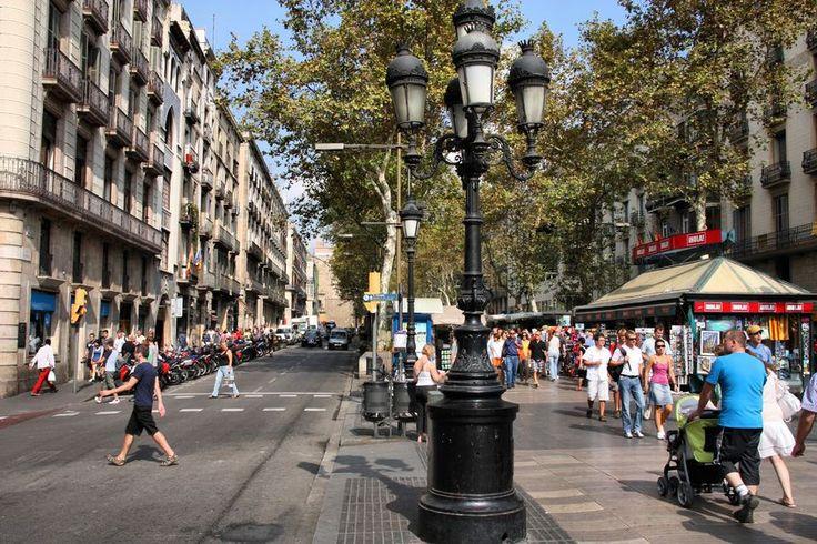 La Rambla, Barcelona - PROAKTIVdirekt Életmód magazin és hírek - proaktivdirekt.com