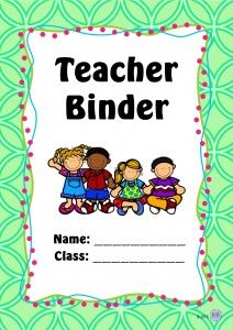 Pastel Australian Teacher Binder Package to record and keep track of behaviour, student data, awards, planning, events and administration by KR Learning