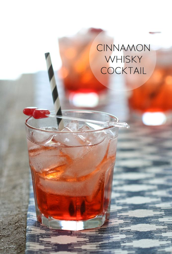 63 best summer cocktails images on pinterest summer for Good whiskey drinks for summer