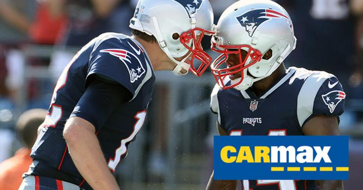 Check out the top 5 photos from the Patriots Week 3 win over the Texans presented by CarMax.