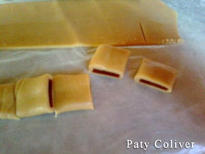 Culinária-Receitas - Mauro Rebelo: Receita Biscoito Goiabinha