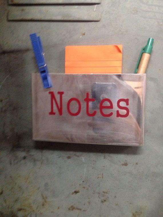 School locker storage gear, organization School Supplies Office storage - custom and exclusive! Notes