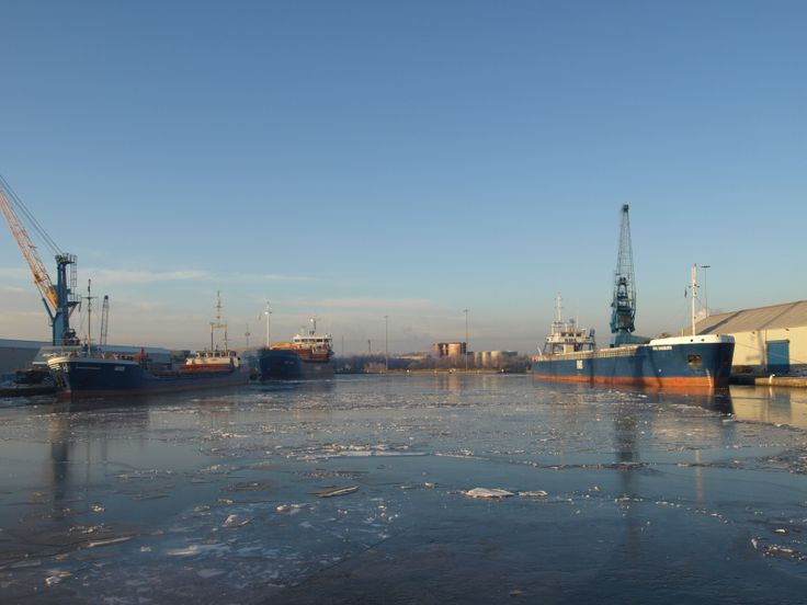 Port of Goole, East Yorkshire England