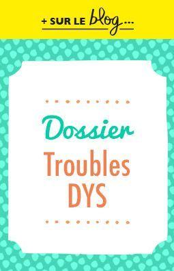 Dossier Troubles #DYSC'est la journée des DYS, le 10-10 de la semaine prochaine. Alors, qu'appelle-t-on trouble DYS ?