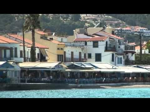 Kokkari Samos - YouTube