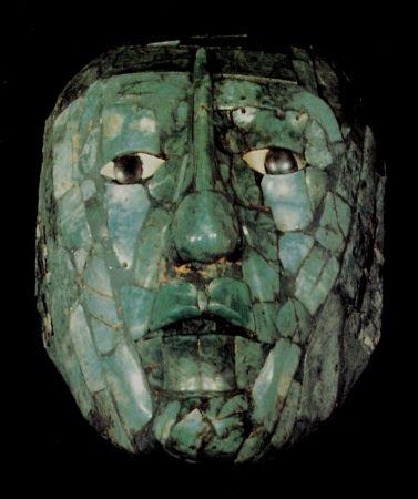 art précolombien,mexique,colima,pacal II,palenque,masque funéraire,jade,quimbaya,guatémala,honduras,méso-amérique,amérique du sud,andes,arts non occidental,mixtèque,zapotèque,colombie,pérou,bolivie,culture cauca,mochica,art huari,nazca,art mexicain,teotihuacan,art aztèque,art maya,palenque,stèle,crâne de cristal,crâne,tezcatlipoca