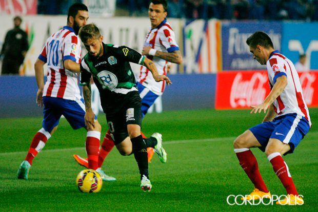 FOTOGALERIA | Atleti – Córdoba CF (4-2) | CORDÓPOLIS, el Diario Digital de Córdoba