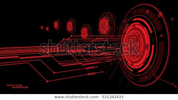 Stock Vector Graphics Abstract Technology Background (royalty free), 531342433