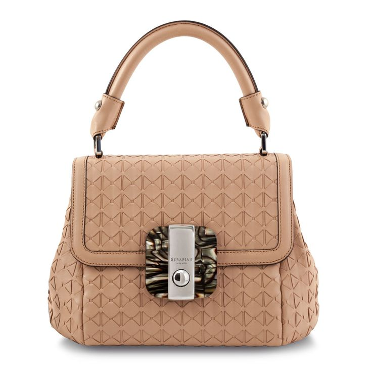 TIG's picks: Miss Gina bag Serapian Milano– mosaico cipria ...
