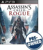 Assassin's Creed Rogue - PRE-Owned - PlayStation 3, Multi