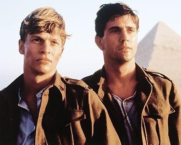 "mark lee (on left) from the movie ""gallipoli"""