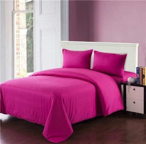 Hot Pink Bed In A Bag With Images Duvet Cover Sets Hot Pink