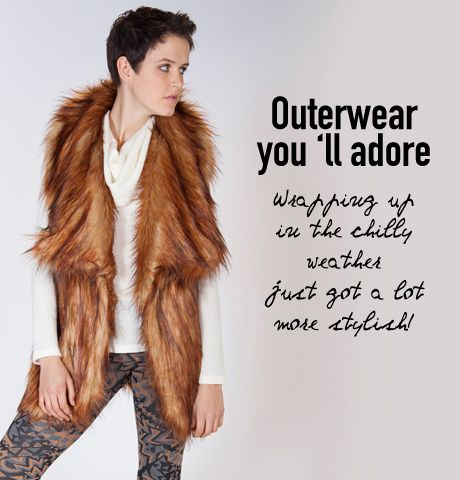 Outerwear u 'll adore! #BSB_jackets #BSB_FW14 #BSB_collection