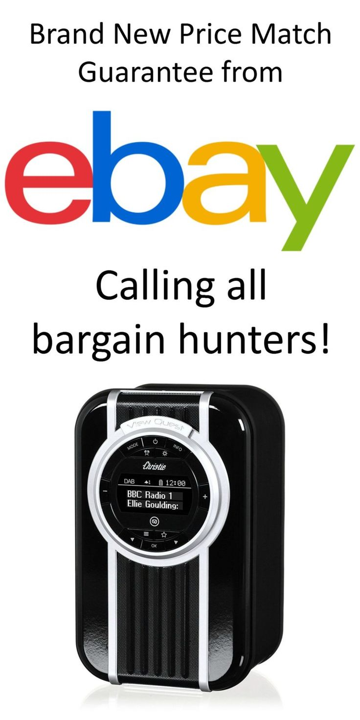 eBay has an amazing new price match guarantee - family budgeting Brillaint news for money saving budgeting frugal and thrifty types! eBay bargains galore a top money saving tip