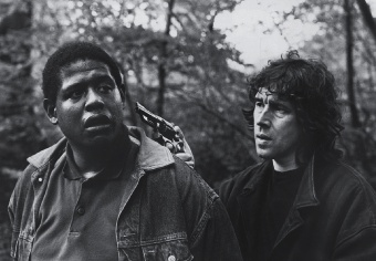 Forest Whitaker and Stephen Rea (The Crying Game)