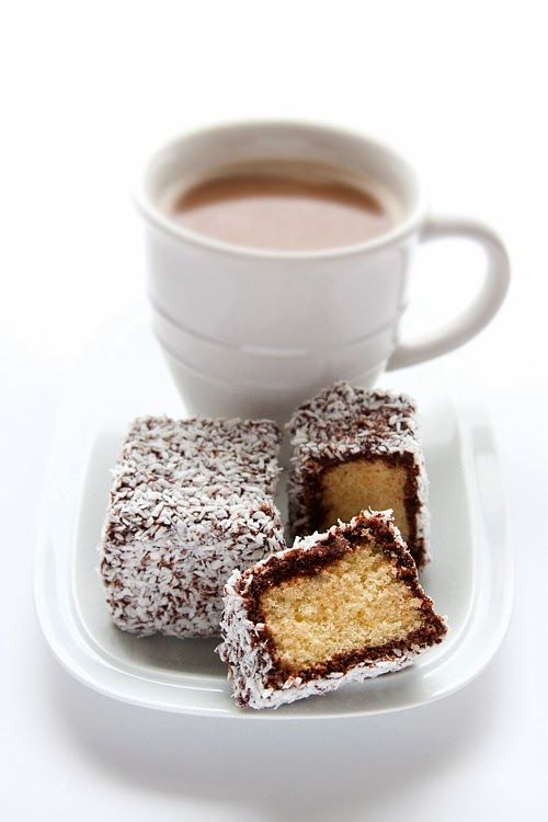 10 best australian food images on pinterest australian recipes traditional australian food lamingtons httpfoodmenuideasspot forumfinder Image collections