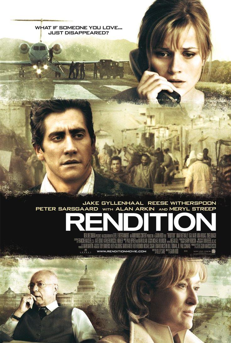 Rendition (2007) ★★★★★