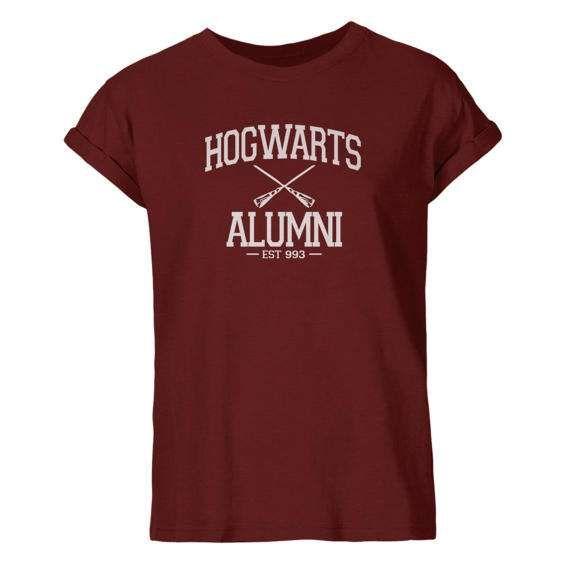 Harry Potter Inspired T shirt, Hogwarts, Alumni, Harry Potter Shirt, Harry Potter T-Shirt, Hogwarts Alumni  #HarryPotter #TShirts