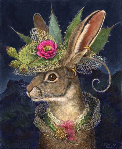 Fauna in Fashion   Carolyn Schmitz