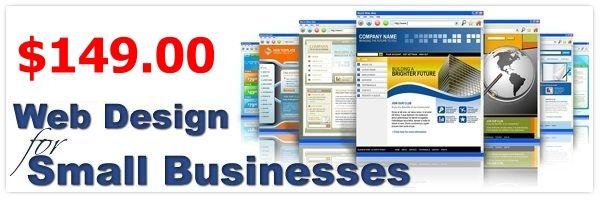 Vancouver Website Designers Build Your Custom Website For An Unbeatable Price Of 1 Business Website Design Small Business Website Design Affordable Web Design