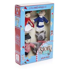Wilko Storytales Red Riding Hood Scene