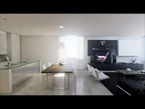 Architecture Real-time - Unreal Engine 4 - YouTube