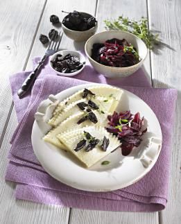 Przepis na Ser koryciński swojski #ChOG z konfiturą cebulową i suską sechlońską #ChOG