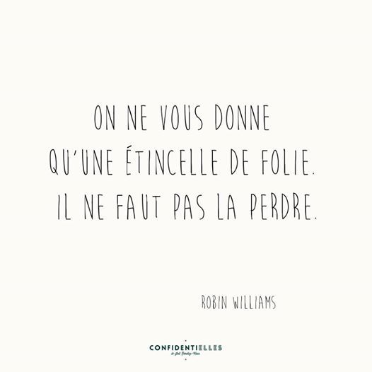 , De Robins, Quotes Ydem, Citations De, Phrases De, Robins Williams ...