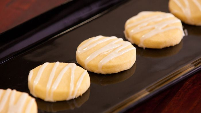 Lemon Shortbread Buttons