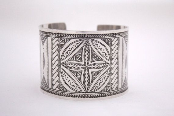 Vintage Moroccan Berber Cuff