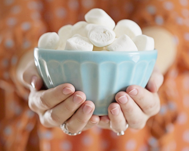 Vegan Marshmallows | Hands all over (Food & Drink) | Pinterest