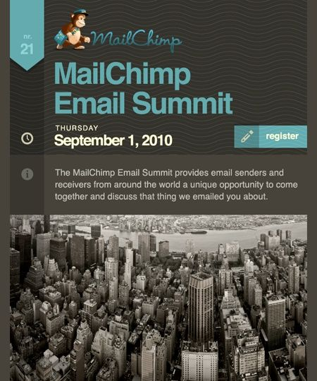 great mailchimp templates - 39 beautiful email newsletter templates mailchimp
