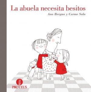 La #abuela necesita besitos #libro #sonrisas http://www.editorialproteus.com/cont/home_cas.php