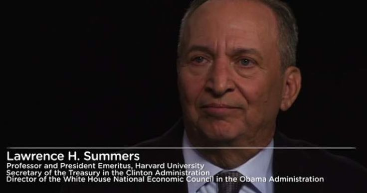"""Economist Lawrence Summers, Obama's top economic advisor and a veteran globalist and Wall Street insider, disparaged Donald Trump, saying he was a danger to """"the rule of law"""" and """"democracy."""" by William F. Jasper"""